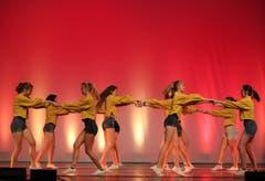 Impressionen vom Urner Tanzmeeting im Theater Uri. (Bild: Muriel Inderbitzin)