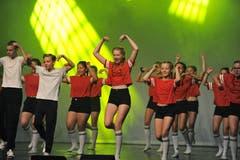Impressionen vom Urner Tanzmeeting im Theater Uri. (Bild: Urs Hanhart)