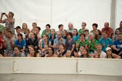 Die Athleten ziehen die Zuschauer in ihren Bann. Bild: Corinne Glanzmann (Hochdorf, 16. Juni 2018)