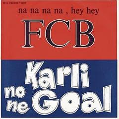 Ein Tribut an den Mittelfeldspieler Karl «Karli » Odermatt. Aufgenommen 1970 von Peter Felix und FCB-Fans.