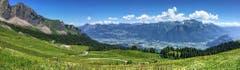 Panoramablick vom Palfries (Bild: Toni Sieber)
