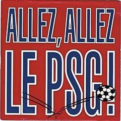 Das Lied für Paris Saint Germain erschien 1993.