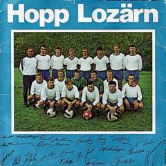 Ein Lied der Kapelle Heirassa Luzern. Das Erscheinungsjahr der Platte ist nicht bekannt.