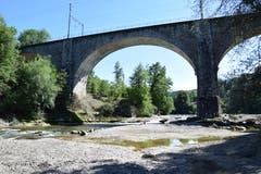 Schwarzenbacher Brücke (Bild: Claudio Weder)