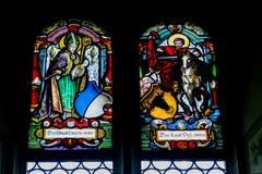 Farbenprächtige Fenster der Schlachtkapelle Sempach. (Bild: Boris Bürgisser, 18. Juni 2018)