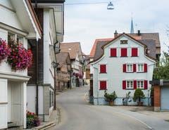 Schwellbrunn wurde 2017 zum schönsten Dorf der Schweiz gekürt. (Bild: Jil Lohse)