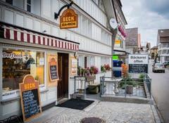 Der Dorfbeck in Schwellbrunn. (Bild: Jil Lohse)