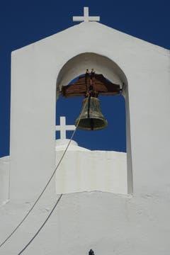 Griechisch-orthodoxe Kapelle auf der Insel Kreta. (Bild: Antoinette Imhasly-Suppiger)