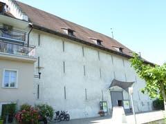Salzhaus in Brugg AG, erbaut 1732, wird heute für kulturelle Veranstaltungen genutzt. (Bild: Josef Habermacher)