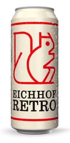 Retro-Geschmack: Die Hefe stammt aus den 1970er-Jahren, das Design auch – das milde Lagerbier Eichhof Retro lässt den Zeitgeist von früher wieder aufleben. Und erfrischt noch heute. Jetzt bei Coop erhältlich