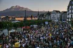 (Bild: Philipp Schmidli, Luzern, 30.06.2018)
