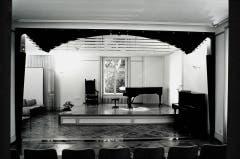 Der Musiksaal in der Musikschule St.Gallen von 1986. (Bild: PD)