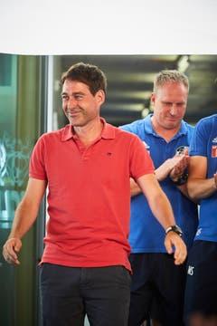 FCL-Trainer René Weiler (Bild: Jakob Ineichen (Luzern, 15. Juli 2018))