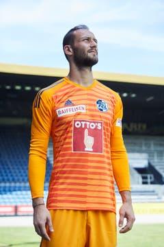 Mirko Salvi ist der neue Torhüter des FC Luzern (Bild: Jakob Ineichen (Luzern, 15. Juli 2018))