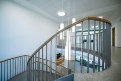 10,3 Millionen Franken hat das neue Gebäude gekostet Bild: Pius Amrein (Malters, 16. Juli 2018
