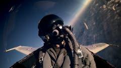 Ein Pilot im Cockpit einer F/A-18 Hornet. (Bild: VBS/Luftwaffe)