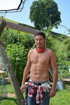 Einer von 14 männlichen Kandidaten. Nick aus dem Zürcher Oberland. (Bild: Beat Lanzendorfer)