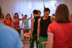 Schule und Weiterbildung Schweiz (swch) hat in den vergangenen zwei Wochen die Lehrerfortbildung in Weinfelden veranstaltet. (Bild: PD/Lukas Fleischer)