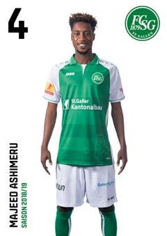 Majeed Ashimeru: Note 5,5. Der 20-jährige Ghanaer ist technisch stark und zeigt eine herausragende Partie. Es ist eine Freude, ihm zuzusehen.