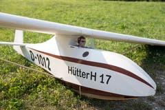 Auch an den Modellpiloten wurde gedacht. (Bild: Manuela Jans-Koch, Hüswil, 19. Juli 2018)