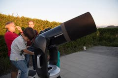 Sternwarte Antares in Andwil. (Bild: Ralph Ribi)