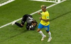 Sommer bringt die Brasilianer zur Verzweiflung. (Bild: Keystone)