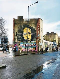 Die «Bristolians» lassen der Kunst in ihrer Stadt viel Freiraum. (Bild: Bilder: Angela Bernetta)