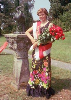 Die Rosenkönigin von 1976