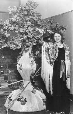 Alice Wild-Muri wurde 1931 Rosenkönigin.