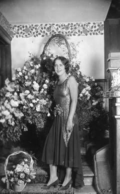 Die Rosenkönigin von 1930