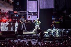 Marshall Mathers alias Eminem kehrt nach 2010 auf die Frauenfelder Bühne zurück. (Bild: Andrea Stalder)