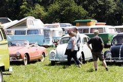 Güttingen TG , 07.07.2018 / VW Bustreffen Güttingen
