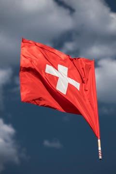 Happy Birthday Schweiz! (Bild: Pius Amrein/LZ)