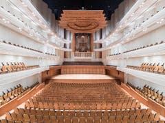 Blick in den Konzertsaal (Bild: PD / Urs Wyss)