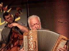 Item Quartett (Bild: Sascha Erni)
