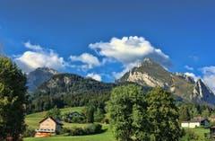 Wildhauser Hausberg. (Bild: Toni Sieber)