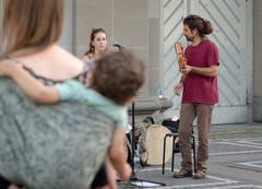 (Musikalische Früherziehung. (Stefan Kunz-Distel (Luzern, 22. August 2018))
