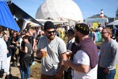 Clanx Festival 2018. (Bild: hrt)