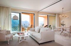 Panorama Suite (Quelle: Villa Orselina)