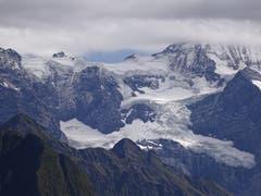 Blick Richtung Jungfraujoch. (Bild: Josef Müller, 27. August 2018)