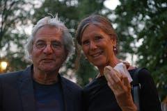 Olli Hauenstein und Ulrike Eggert