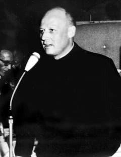 Vor 40 Jahren starb der katholische Seelsorger Paul Oswald.