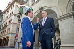 2015 wird Konrad Graber erneut in den Ständerat gewählt. Mit ihm zusammen wird Damian Müller (FDP) die Luzerner in Bern vertreten.