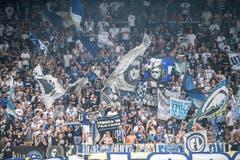 7815 Zuschauer kamen ins Stadion. (Bild: Pius Amrein (Luzern, 4. August 2018))