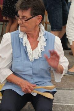 Auch die 27. Auflage des Älplerwunschkonzerts auf dem Urnerboden stand ganz im Zeichen der Folklore. (Foto: Paul Gwerder, 6. August 2018)