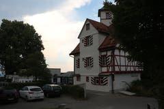 Vom Restaurant Falkenburg aus hat man einen wunderschönen Ausblick über die Stadt St.Gallen. (Bild: Samira Hörler)