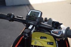 Wie bei einem E-Bike kann es den Fahrenden mit einem Akku unterstützen. (Bild: Nicola Ryser)