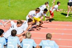 Kreuzlingen TG , 12.9.2018 / Kantonaler Schulsporttag 2018
