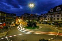 Herisau by night (Bild: Luciano Pau)