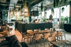 Blick ins Restaurant. (Bild: PD)